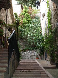 Assisi Gassen
